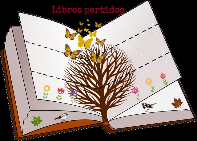 Lapicero m gico libros partidos - Imagenes de librerias ...