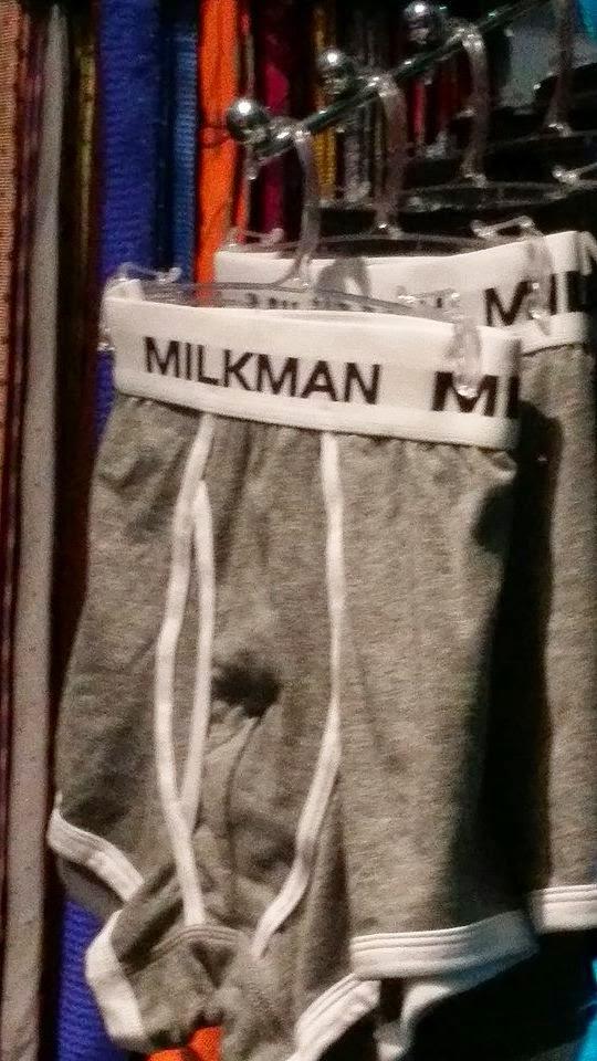 Milkman Boxers