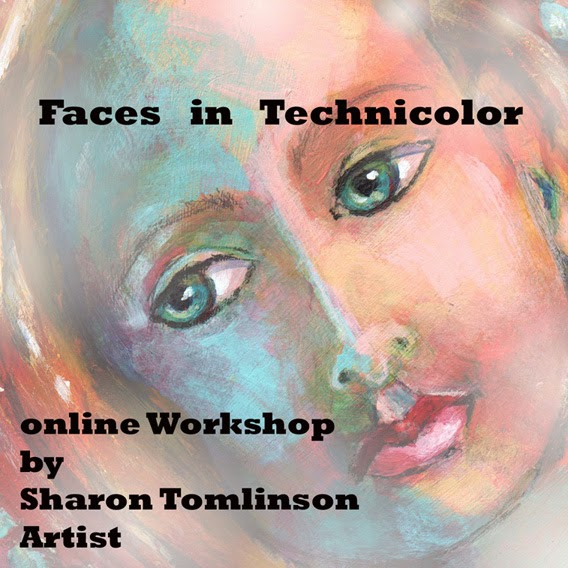 Faces in Technicolor $25.00
