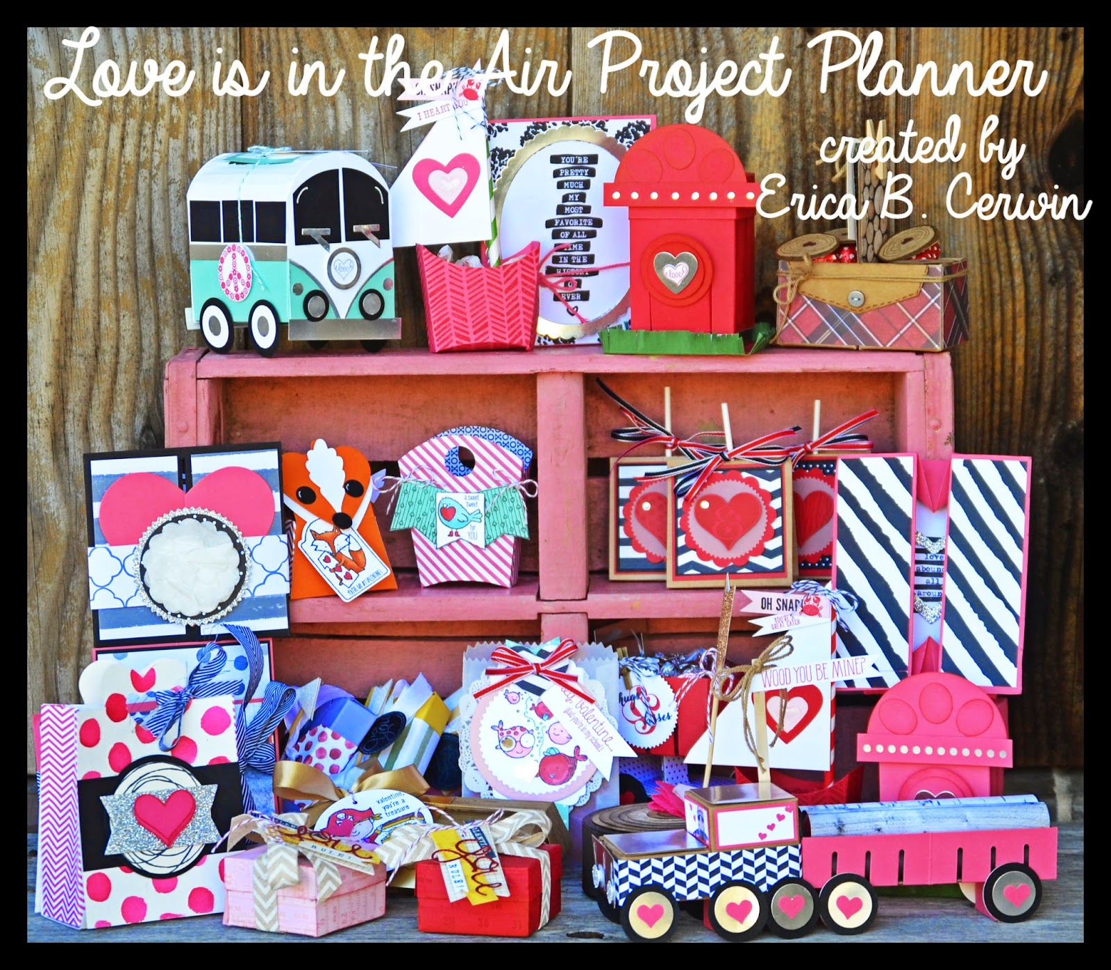 Pink Buckaroo Designs Project Planners – Project Planners