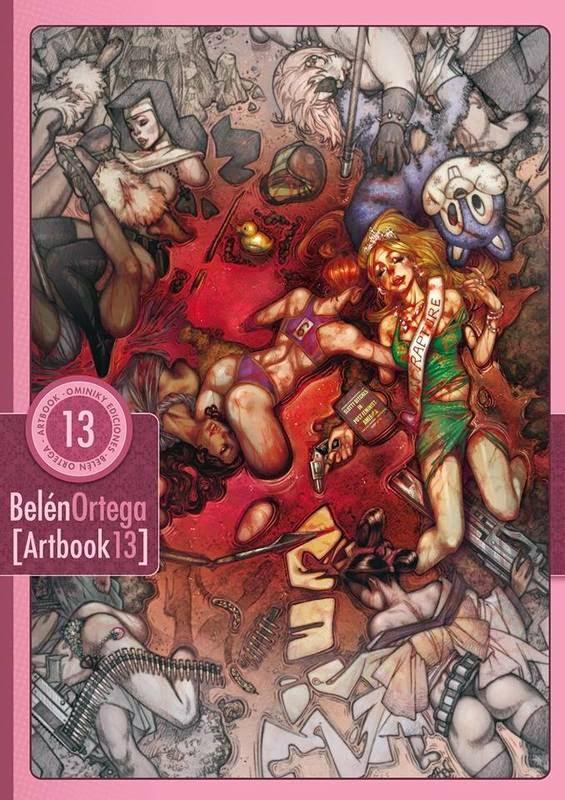 Belén Ortega - Artbook
