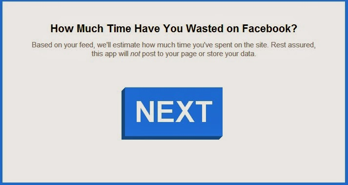 Time spend on Facebook techland Time
