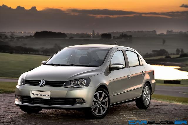VW Voyage 2013 Comfortline