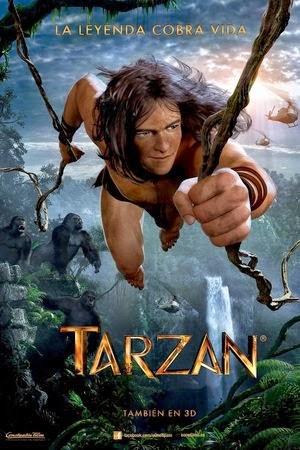 Poster Tarzan 2013