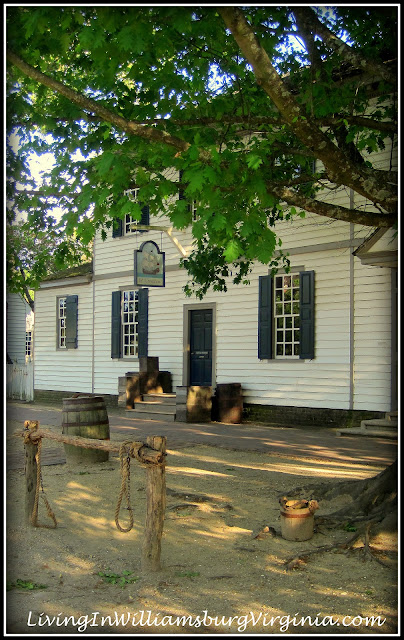 Living In Williamsburg, Virginia: The Hitching Post At Greenhow ...