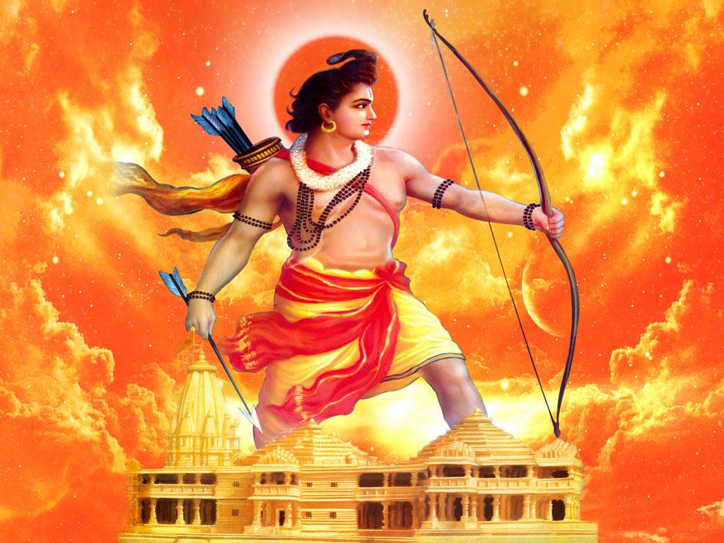 Hindu God Shri Ram Wallpapers Hd Wallpapers