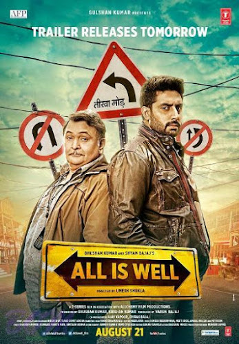 All Is Well (2015) Movie Poster No. 2