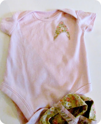 Star Trek, Communicator, Baby Star Trek, Trekkie, Trekker, Baby Trekkie, Star Trek Onesie