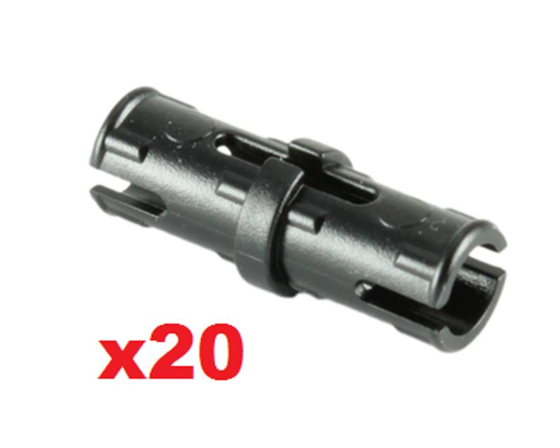 Lego 2780 technic connector peg pin w lengthwise friction ridges