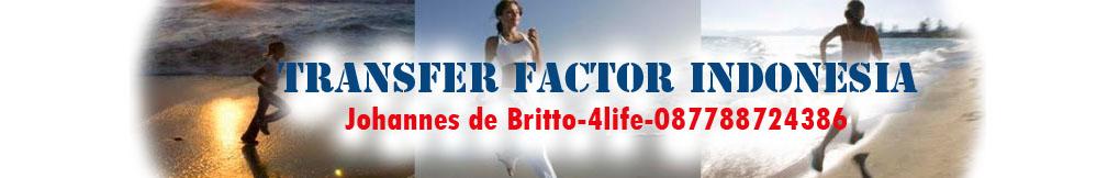 obat terbaik untuk semua penyakit autoimun adalah Transfer Factor