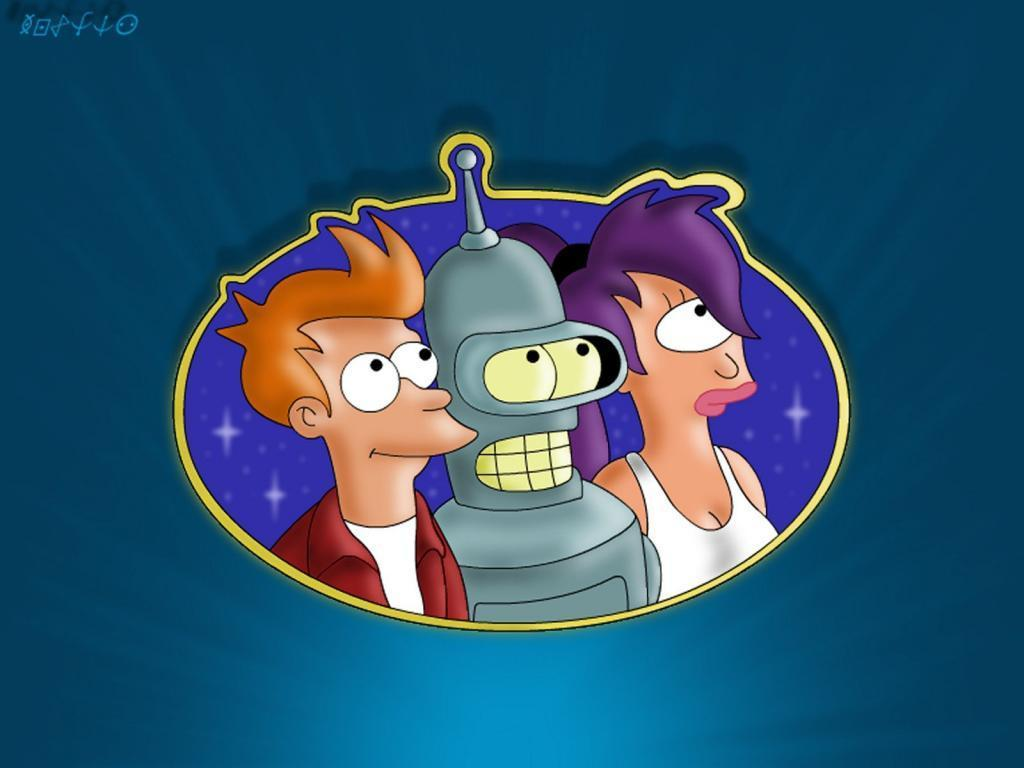 HD Wallpaper Futurama