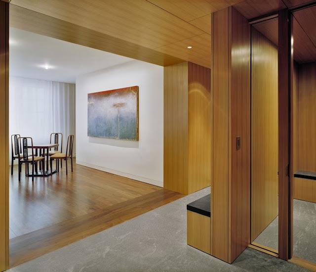 Muebles de madera transformables|Espacios en madera