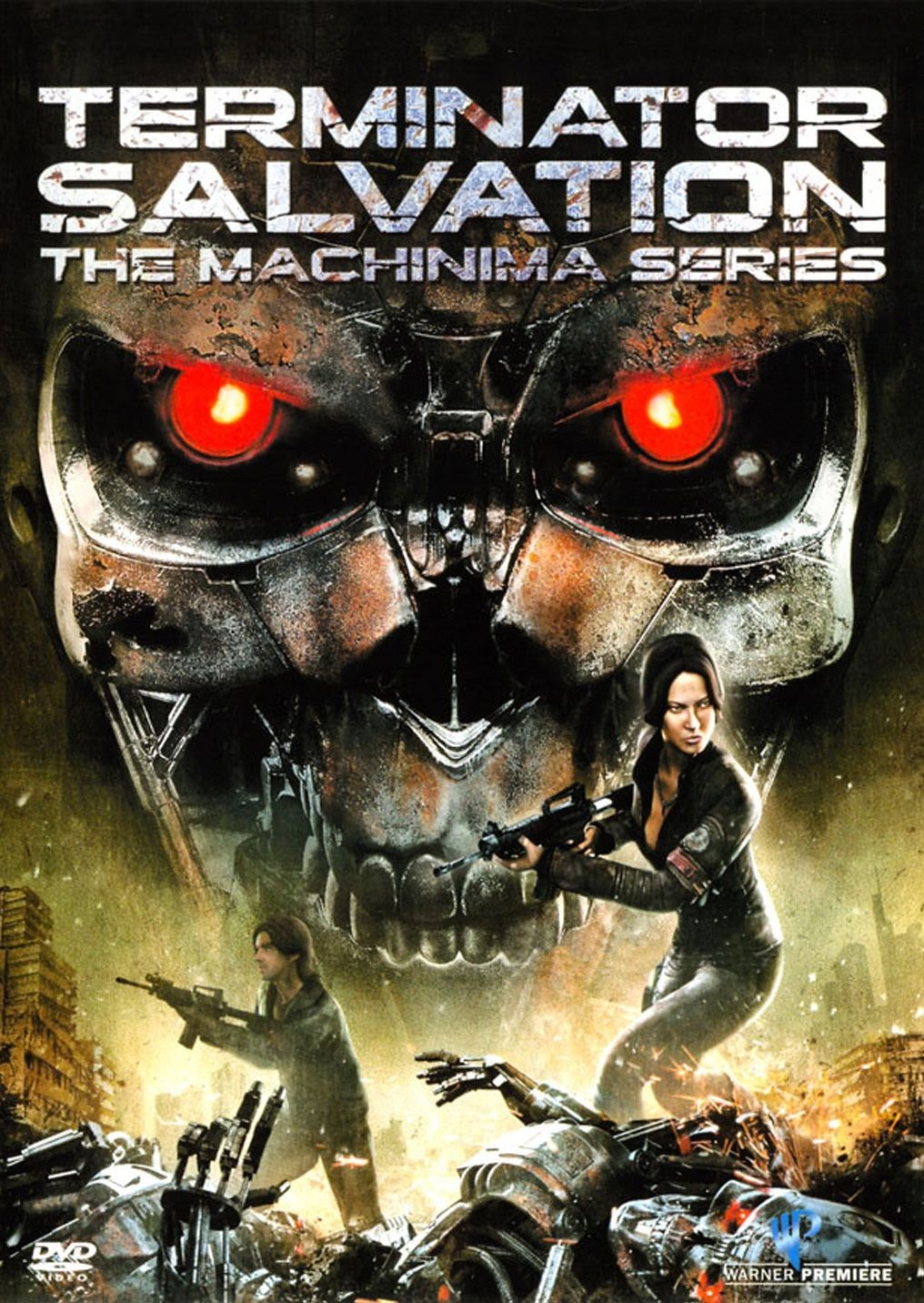 Terminator Salvation: The Machinima Series (2009) ταινιες online seires xrysoi greek subs