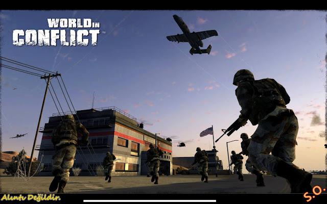 World in Conflict Full Sorunsuz Tek Link İndir