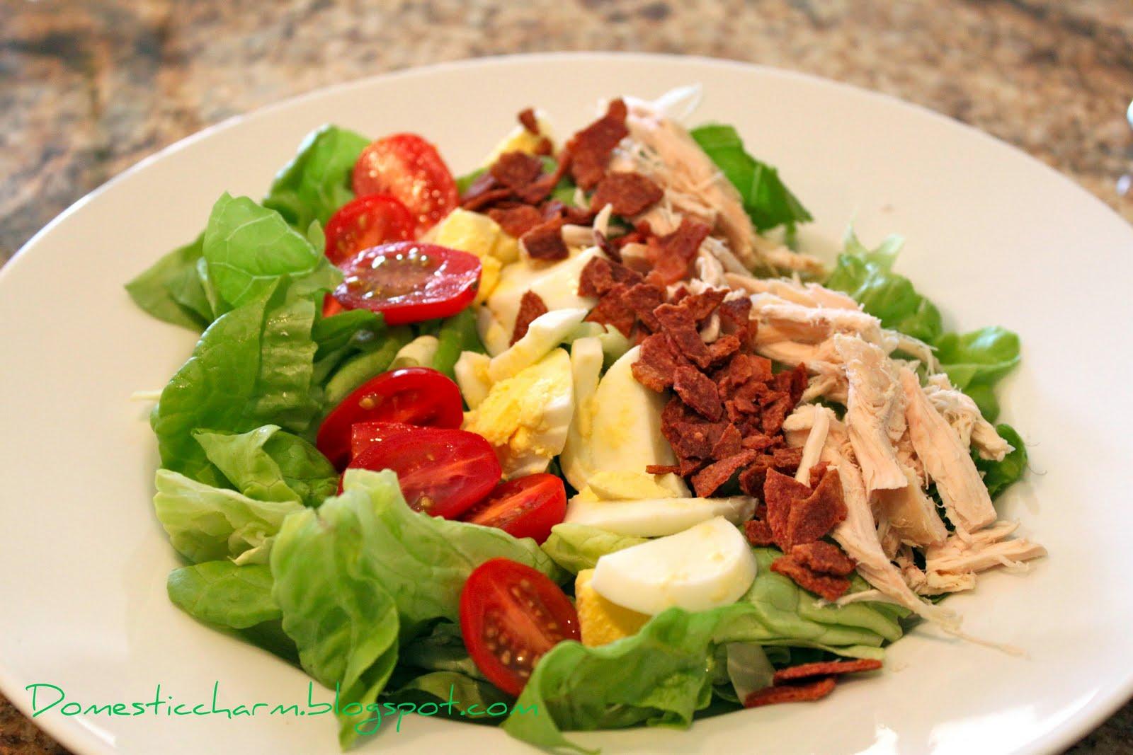 cobb salad classic cobb salad classic cobb salad chicken cobb salad ...