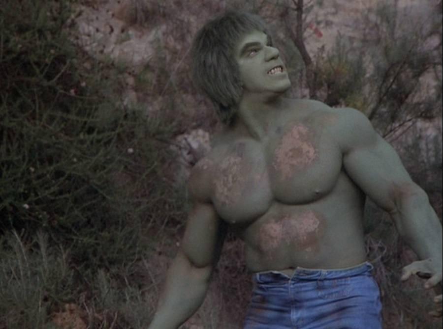 Imagens O Incrível Hulk - Todas as Temporadas Completas Torrent