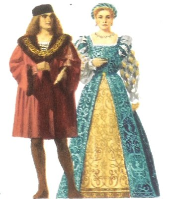 Ropa elite ltima moda ropa espanola siglo xvii - Las chicas de oro espana ...