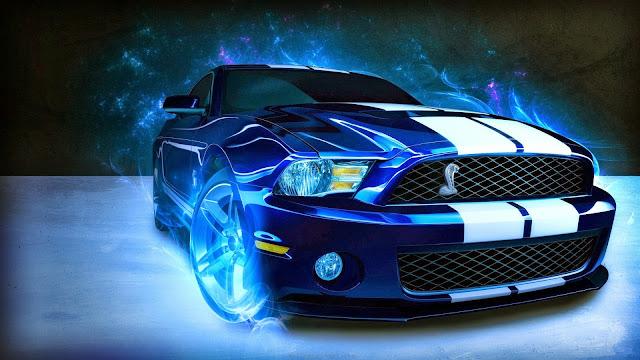 Auto Wallpaper ... 2014 Mustang Wallpaper