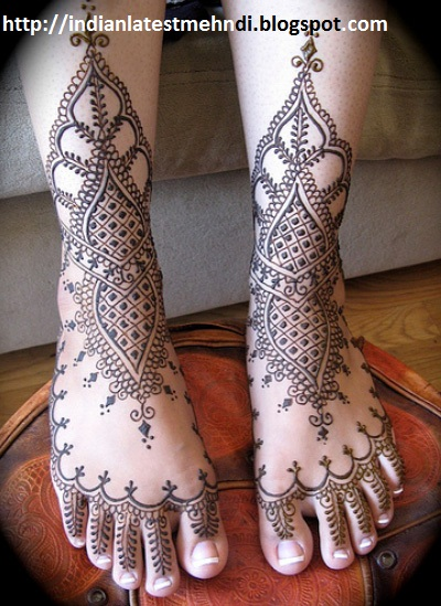 arabic mehndi designs 2013 for feet and legs