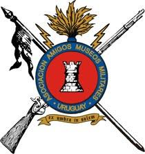 Con el auspicio de la Asociación de Amigos de los Museos Militares del Ejército (Uruguay)