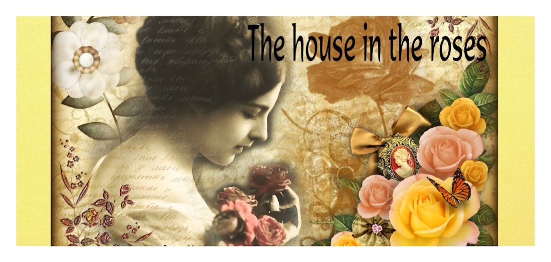 The house in the roses