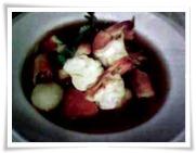 Sup Udang Jamur