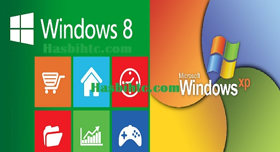 Windows 8 Vs Windows XP