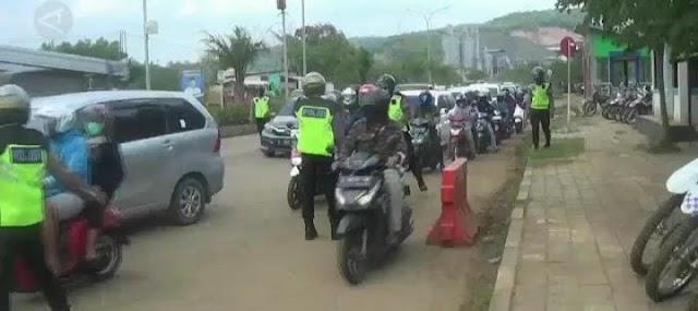 Mudik Dilarang, Saat Lebaran Lokasi Wisata Turut Diawasi Polisi | LihatSaja.com