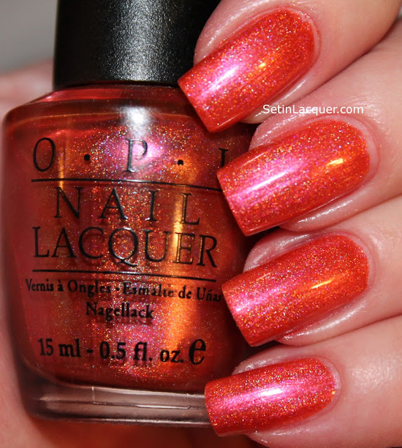 OPI Coral Reef