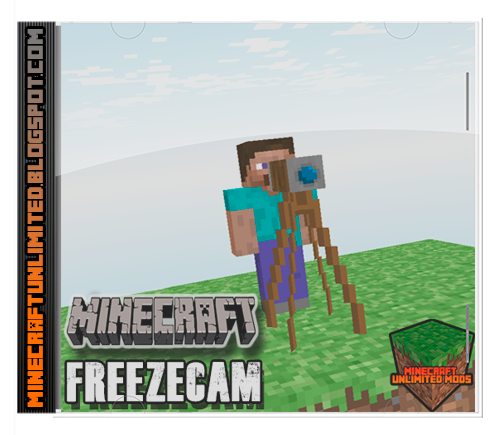 Freeze Cam Mod Minecraft