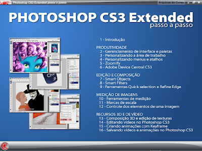 CURSO INTERATIVO PHOTOSHOP CS3 EXTENDED DIGERATI