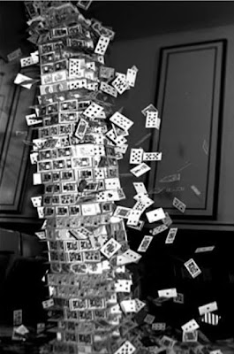 Castelo de Cartas, House of Cards, Europa,