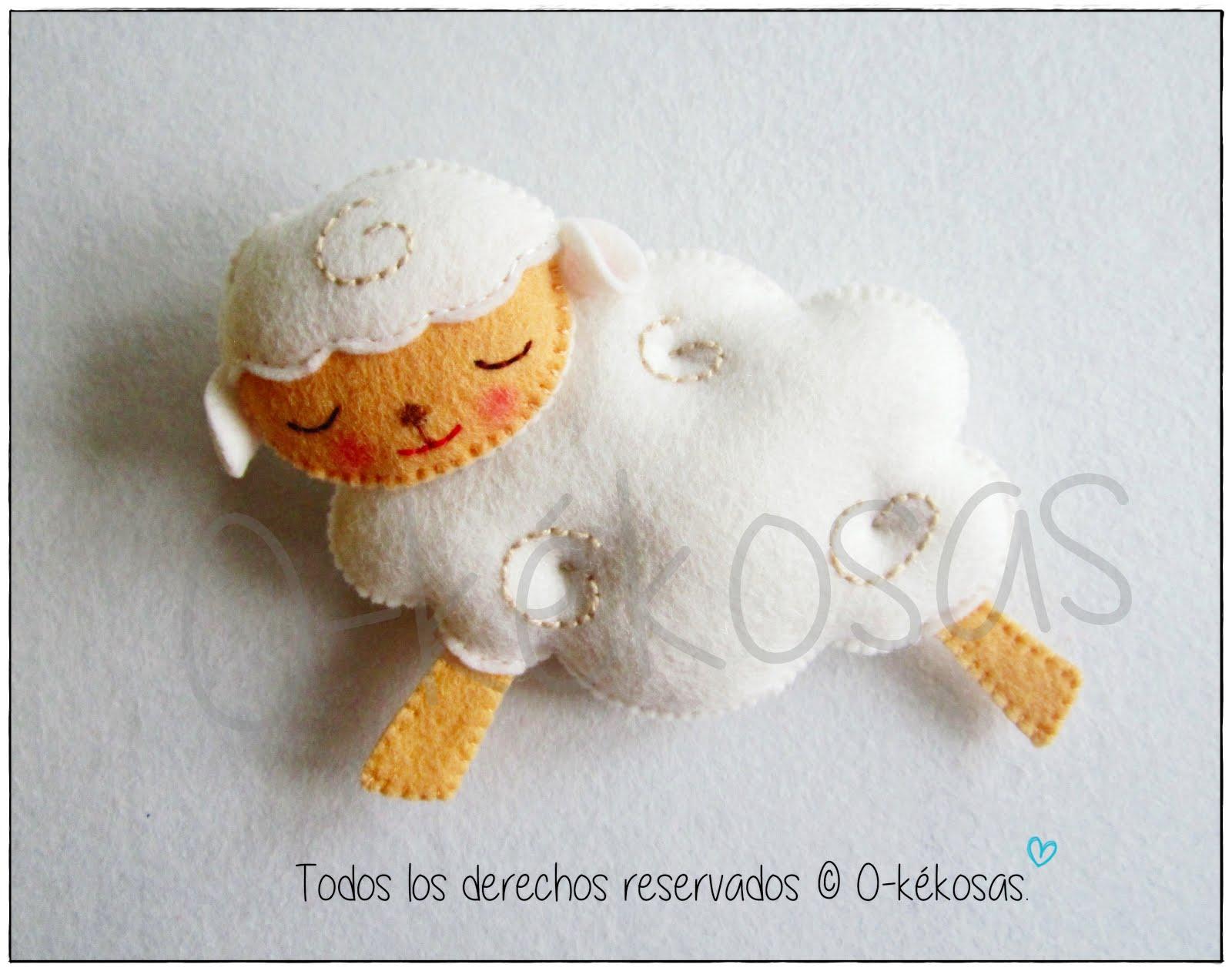O-ké Ovejita Blanca!!!