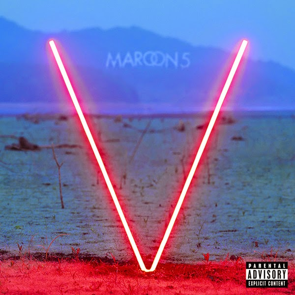 Maroon 5 – V (Deluxe) (US Version) (2014) [iTunes Plus AAC M4A]