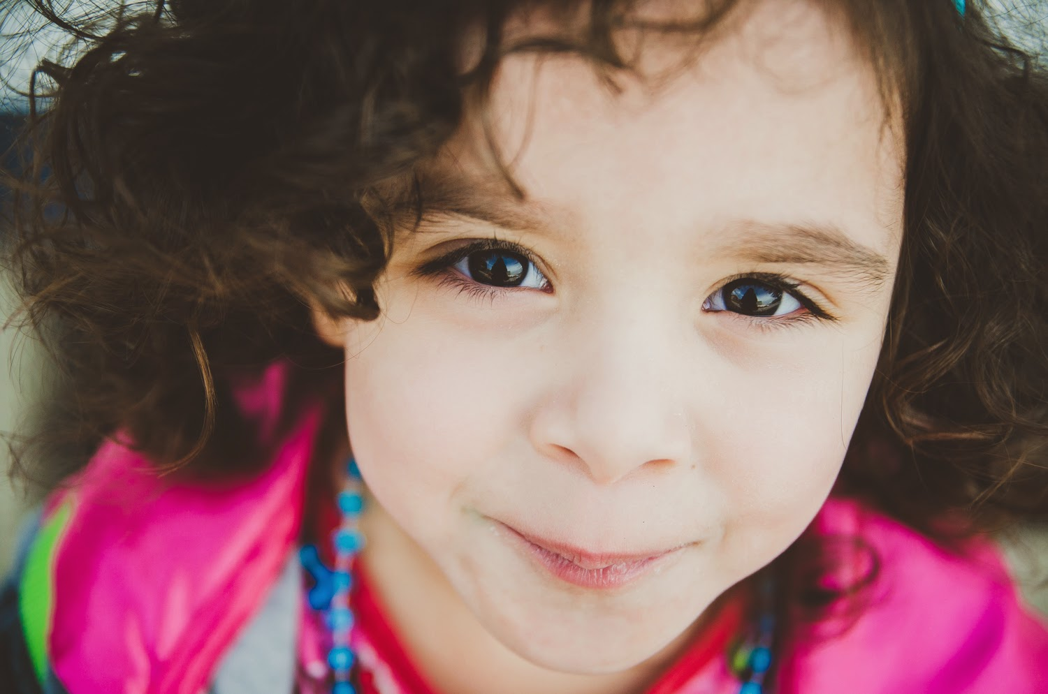 portrait of a gorgeous child by childhood photographer in indianapolis