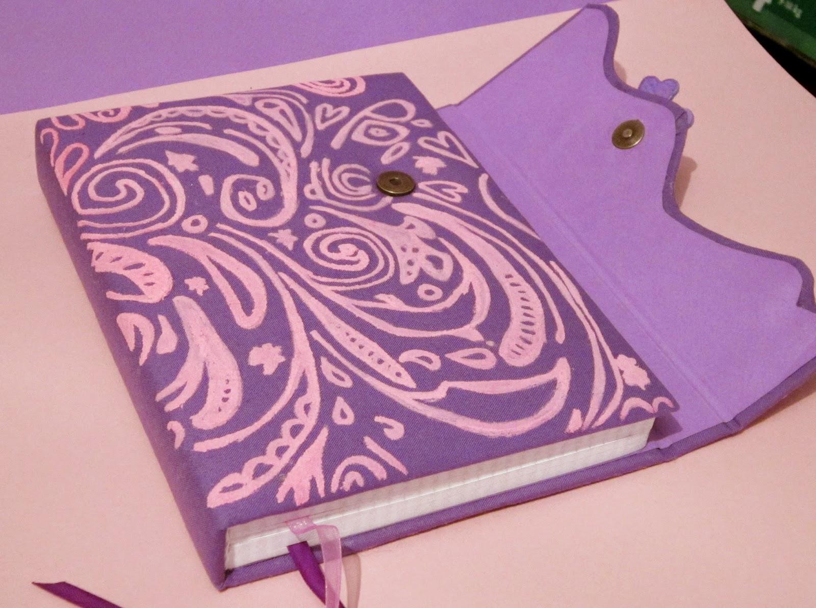 Как своими руками сделать дневник как у виолетты 56