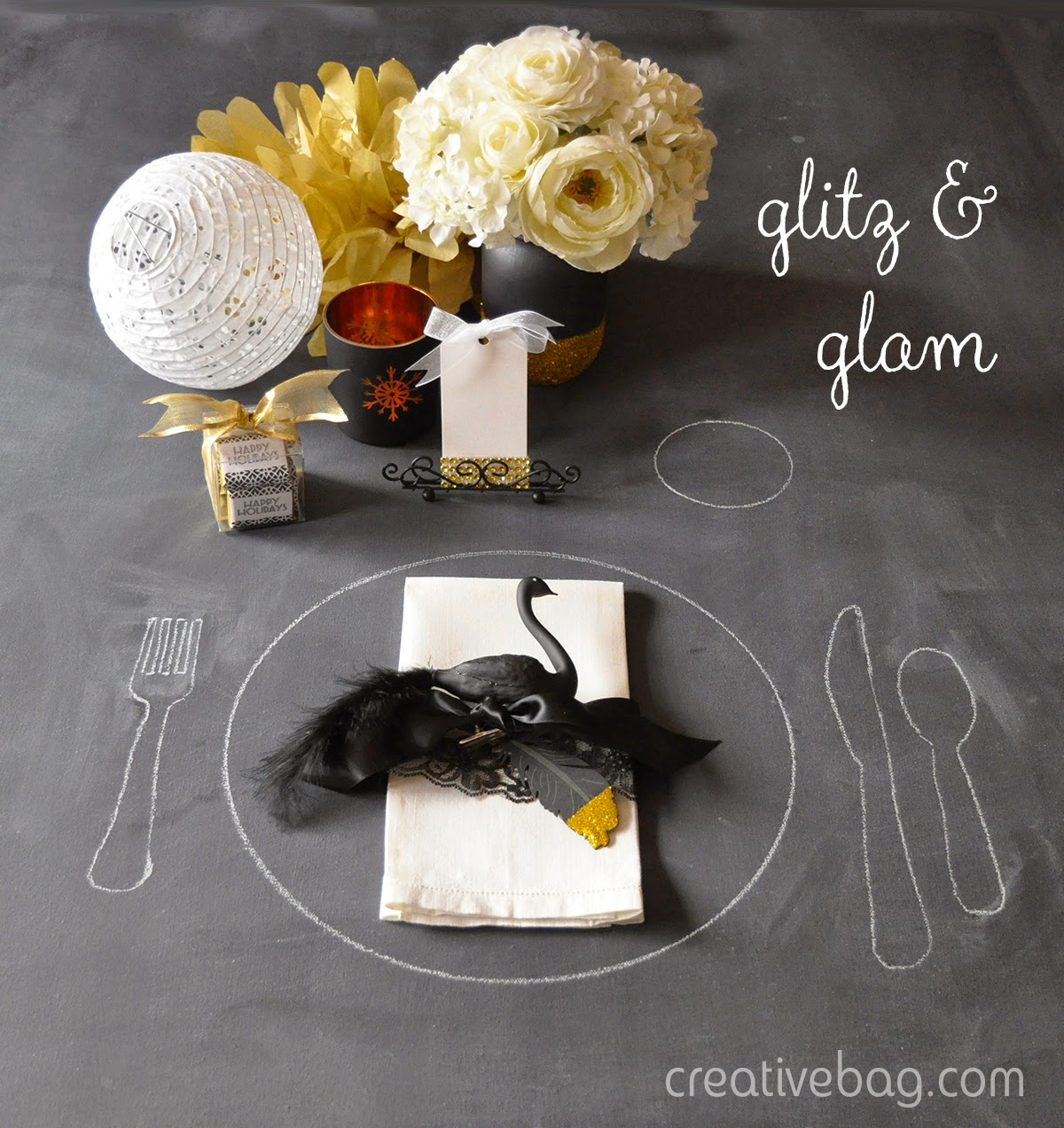 holiday dinner inspiration | Creative Bag