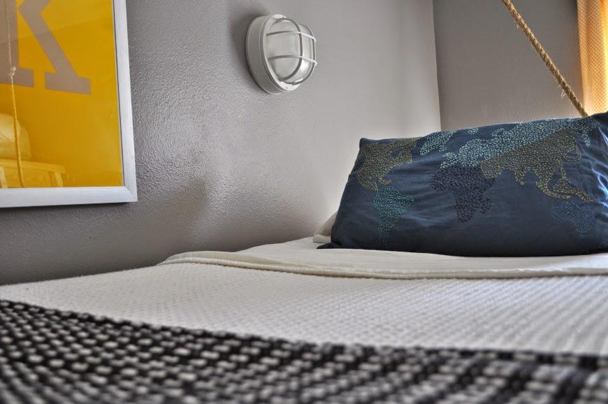 Dormitorio compartido con literas handmade2