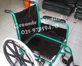 harga kursi roda 901B Serenity