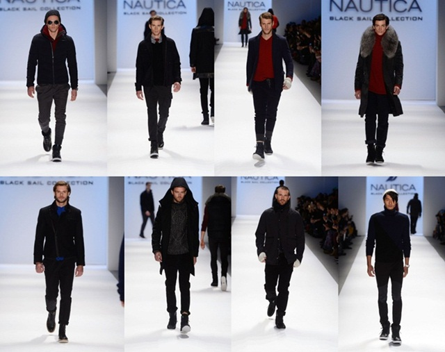 New York Fashion Week - Nautica