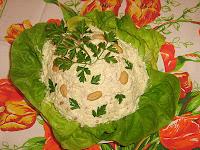 Pileća kikiriki salata