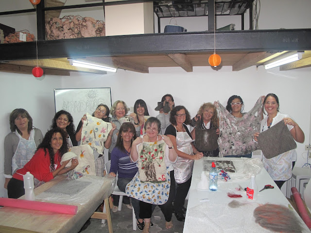 CURSOS DE FIELTRO 2 STELLA GRANDI