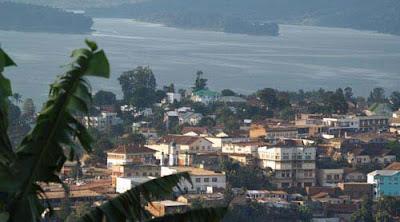Bukavu ma ville, au idien
