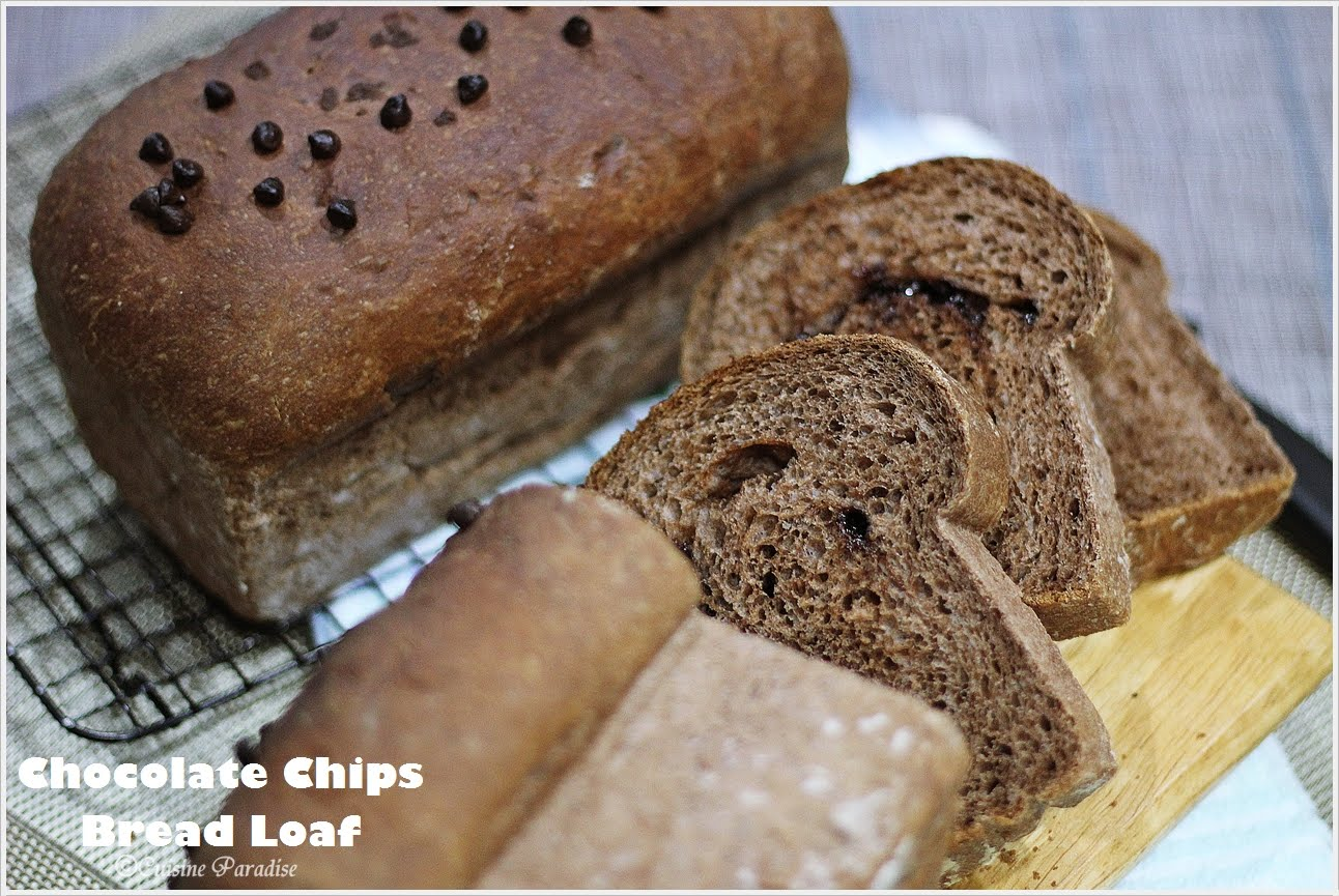 Easy chocolate loaf bread recipes