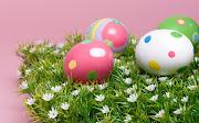 Basicamente el diseño consiste en la decoracion de los huevos de pascua y un . huevos