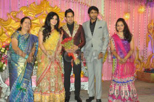 Bharath wedding