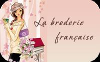 J'aime la broderie française