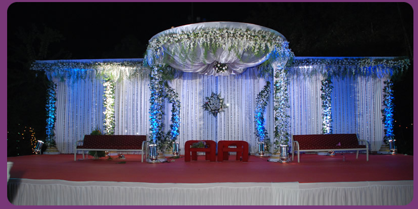 Stage Wedding Photo Wedding Stage Decoration
