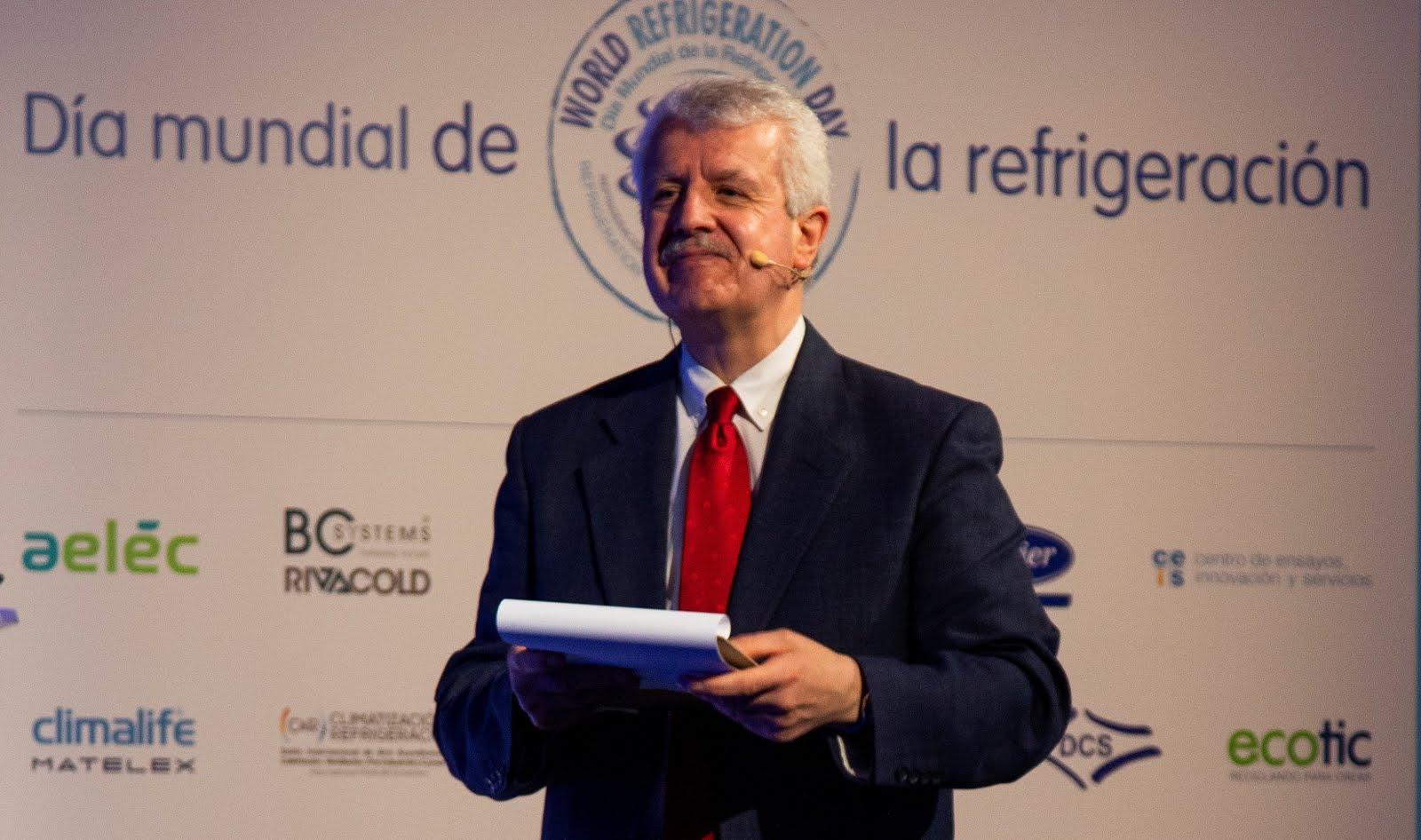 GORKA ZUMETA EN EL 'DÍA DE LA REFRIGERACIÓN'