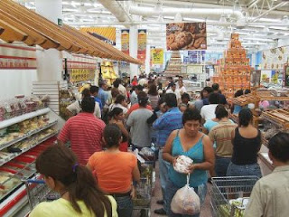 Economia aquecida: vendas no comrcio varejista sobe 3,5% no primeiro trimestre do ano